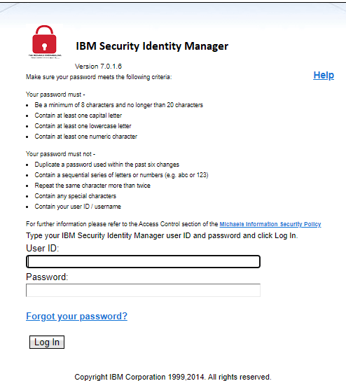 IMB Security identify manager
