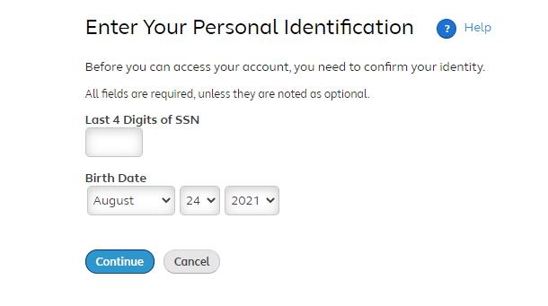 Registration Process for MyFordBenefits Portal